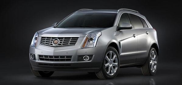 Cadillac SRX 2013, tecnología a raudales