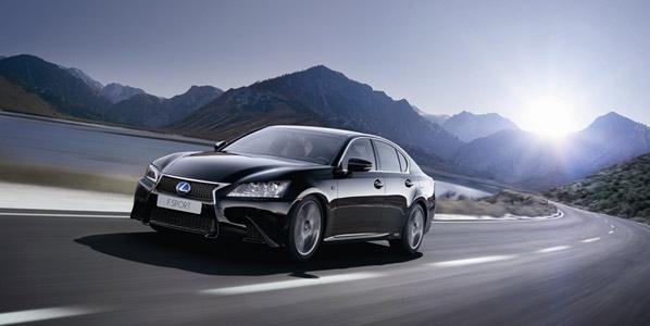El nuevo Lexus GS 450h, desde 69.000 euros