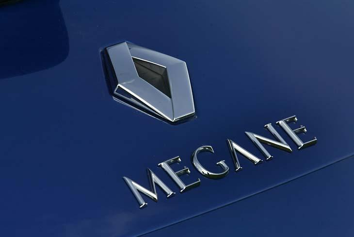 Renault Mégane dCi exterior