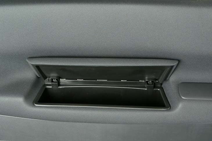 Renault Mégane dCi interior