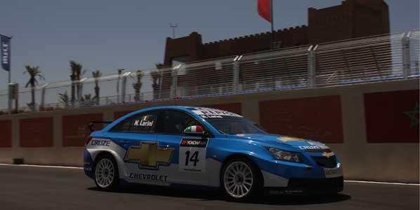 Chevrolet arrasa en Marrakech