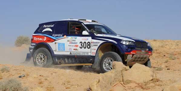 Terranova gana el Rallye de Túnez