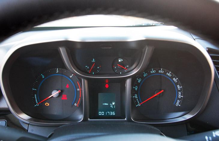 Chevrolet Orlando, la prueba