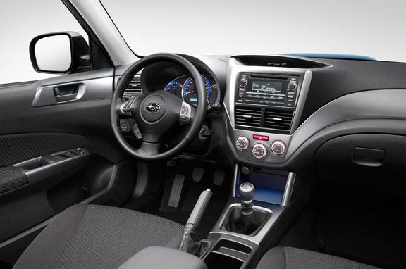 Subaru actualiza el Forester