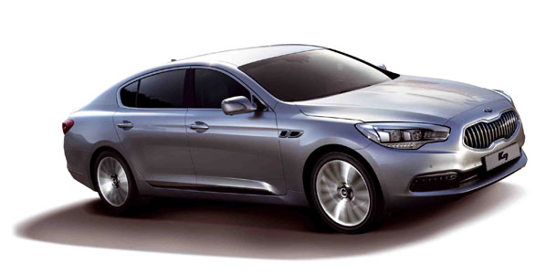 Kia K9, la respuesta coreana al Audi A8, Mercedes Clase S y BMW Serie 7