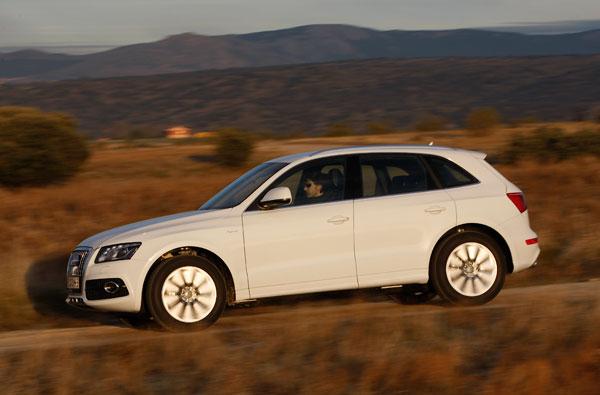 Audi Q5 hybrid quattro la prueba