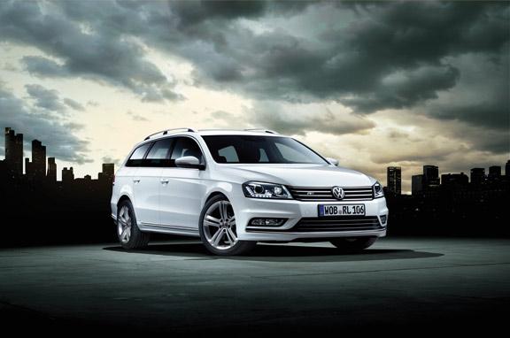 Volkswagen Passat R-Line, el toque deportivo