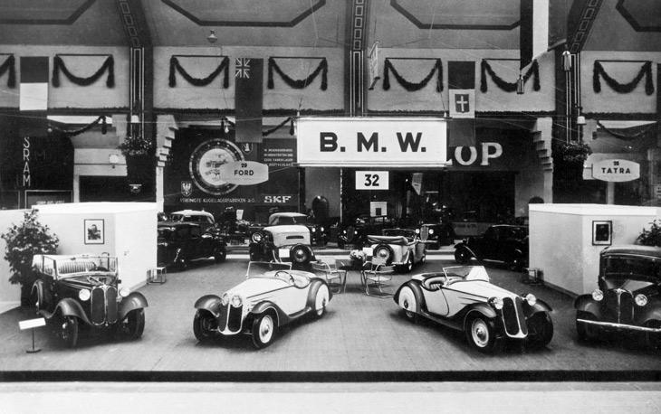 El Roadster de BMW cumple 75 años