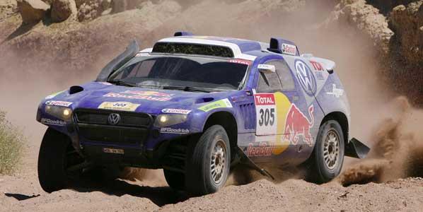 Presentado el recorrido del Dakar 2010