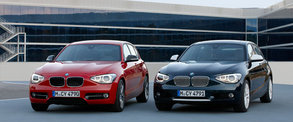 BMW Serie 1: lanzamiento exclusivo en Madrid