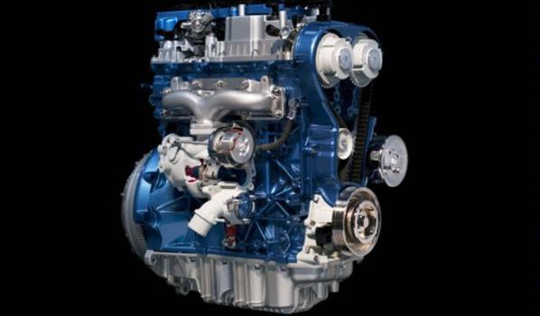Nuevo motor de un litro de Ford