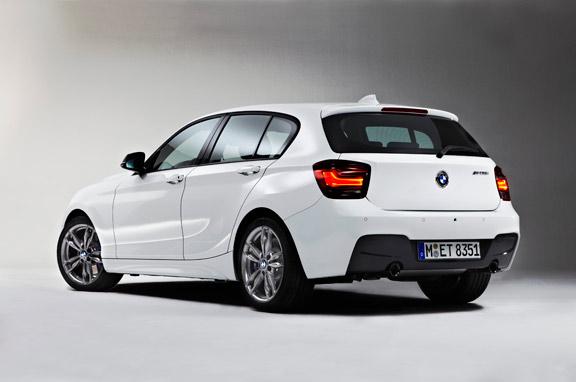 BMW 114i vs BMW M135i