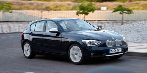 BMW 114i vs BMW M135i, los dos polos opuestos