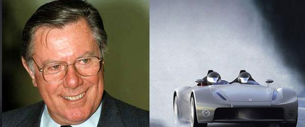 Muere el diseñador de Ferrari Sergio Pininfarina