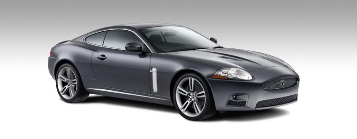 El Jaguar XKR posee cambio secuencial.