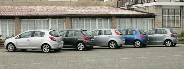 Las ventas de coches crecen un 18 por ciento