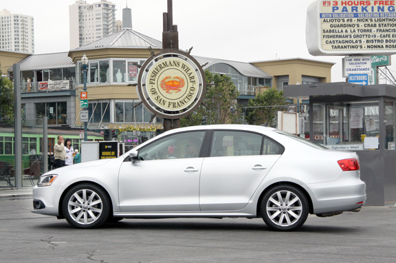 Nuevo Volkswagen Jetta, lo conducimos