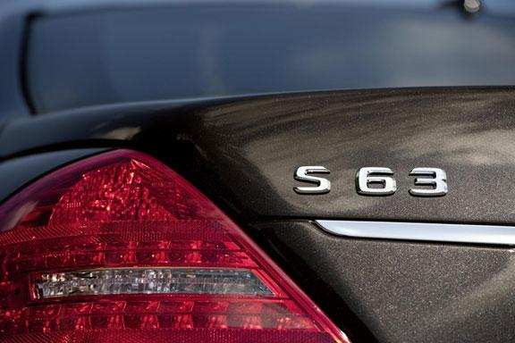 Nuevo Mercedes S63 AMG