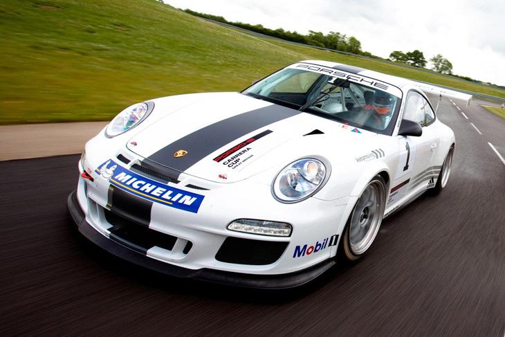 Porsche 911 GT3 Cup 2012.