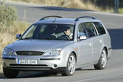 Ford Mondeo 2.0 TDCI Wagon