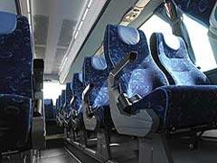 La sillita infantil para autobuses