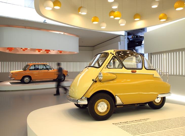 Nuevo museo BMW