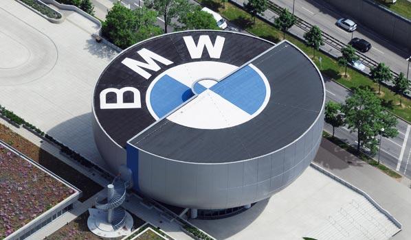 Nuevo Museo BMW: el museo-bol