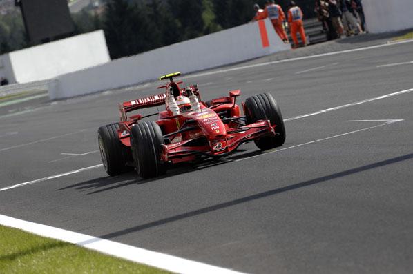 F1: Previo GP Bélgica