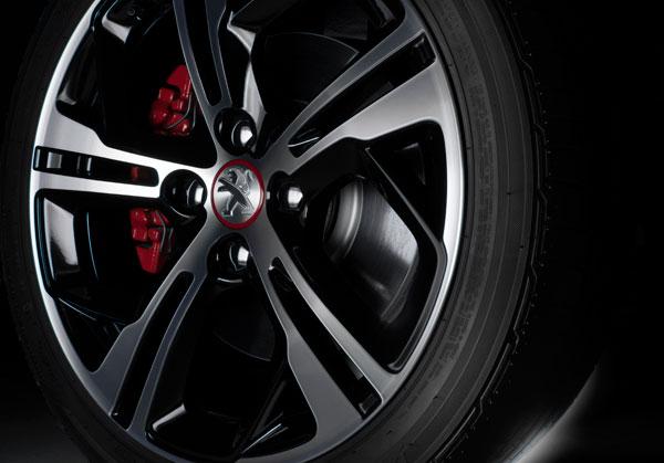 Peugeot 208 GTI 2012