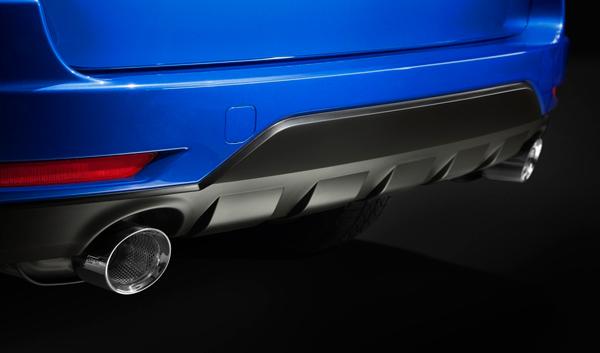 Subaru Forester TS STi, la cara más deportiva del SUV japonés