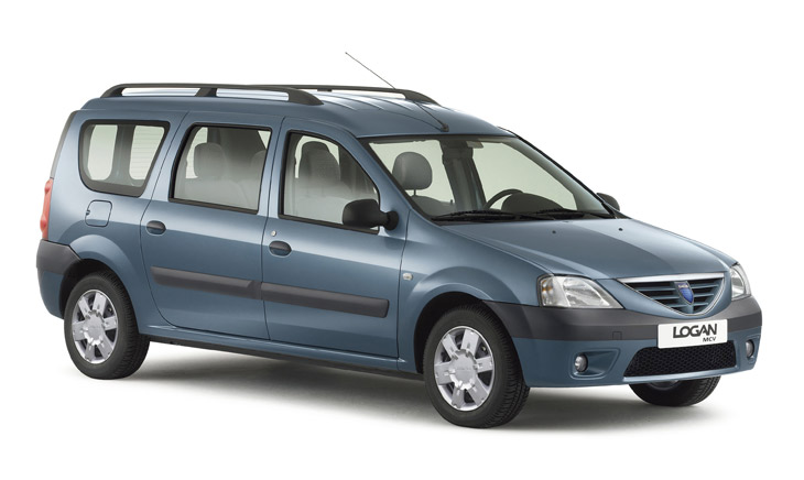 Nuevo Dacia Logan Break