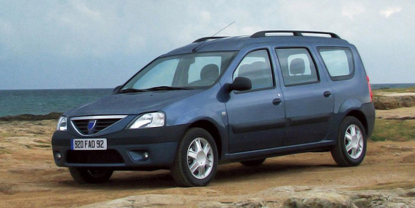 Dacia  Logan Break Diesel
