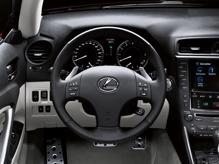 Lexus IS 250C París