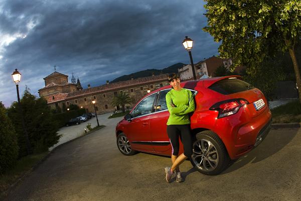 Citroën DS4 la prueba