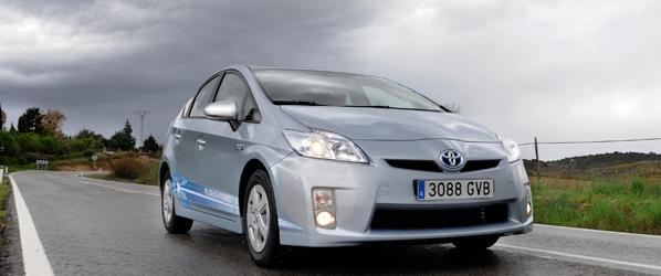 Toyota y Lexus lanzarán cuatro híbridos en 2012