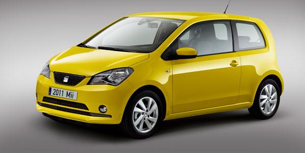Seat: cuatro nuevo modelos en 2012