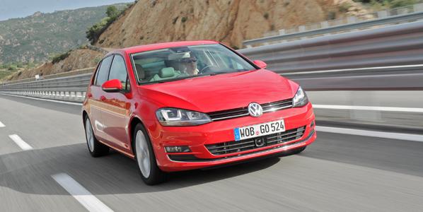 Accesorios deportivos para el Volkswagen Golf VII