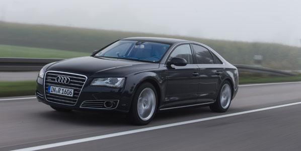 iHEV: Audi muestra su gama híbrida inteligente