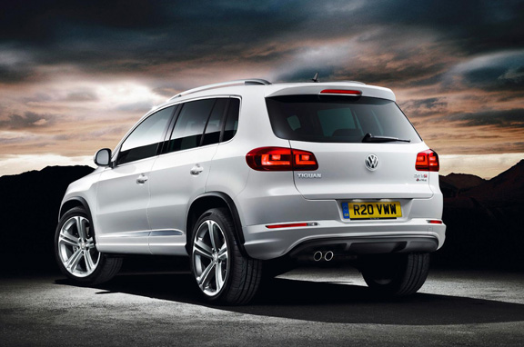 VW Tiguan R-Line nuevo