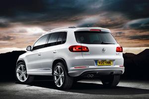 Nuevo VW Tiguan R-Line, a principios de 2013 | Todas las novedades ...