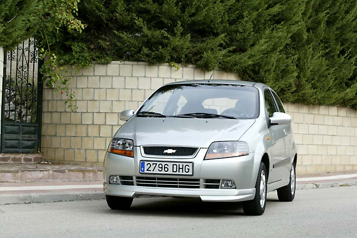 Chevrolet Kalos 1.4i Sport