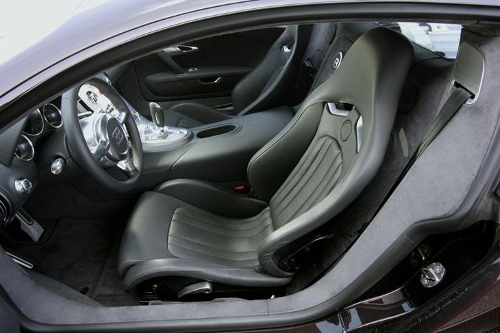 Bugatti Veyron récord de velocidad