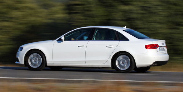 Audi A4 3.0 TDI: el Diesel más limpio del mundo