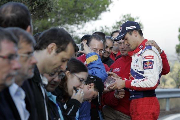 Rallyes: Dani Sordo correrá ante su afición