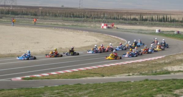 Karting: Final Nacional Rotax 2009