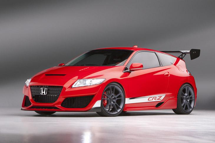 Novedades de Honda en el SEMA