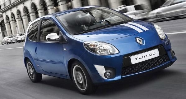 Renault Twingo Gordini: más versiones
