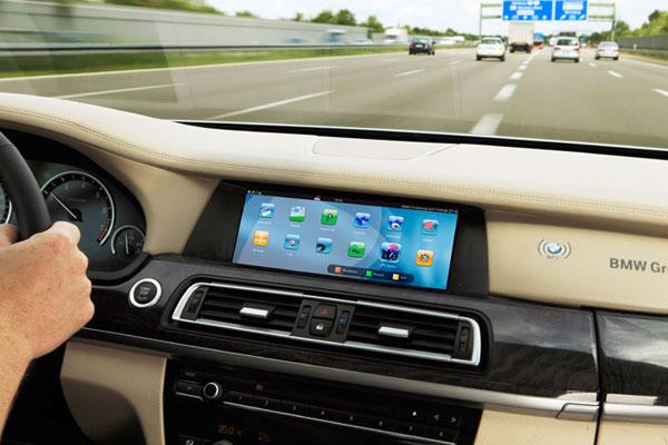 La tecnología de futuro de BMW