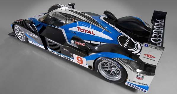 Sebastian Loeb podría correr en Le Mans en 2010