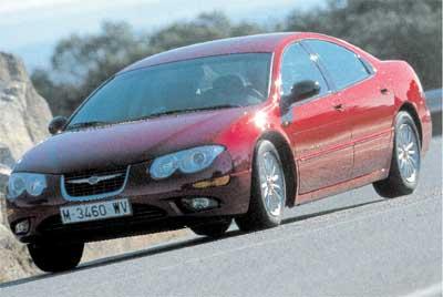 Chrysler 300 M 2.7